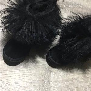 UGG Shoes - Sheila fuzzy children UGG